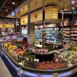 دانلود پروژه آماده برنامه فروشگاه مواد غذایی به زبان سی شارپ #C