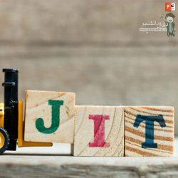 دانلود فایل پاورپوینت مقاله آماده سیستم تولید به موقع JIT