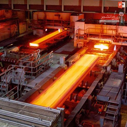صنعت نورد در ایران