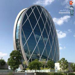 دانلود پاورپوینت پروژه ساختمان اداری الدار Al Dar